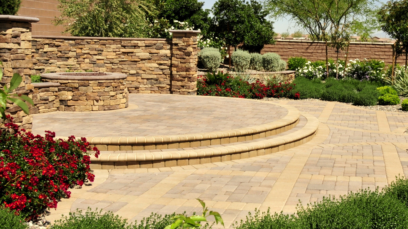 Pavers - Chip-N-Dale\'s Custom Landscaping