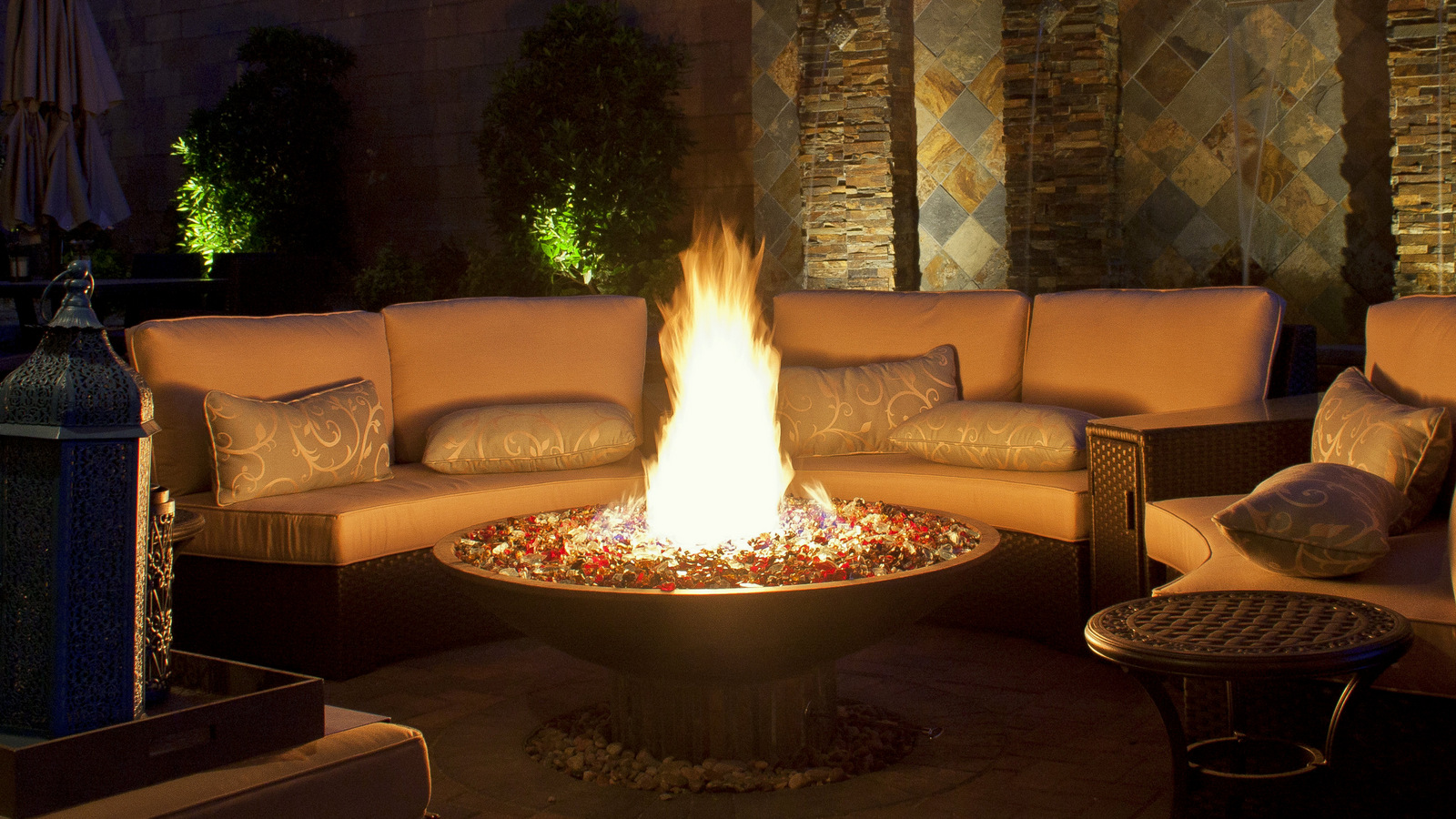 CHIP-N-DALE'S CUSTOM LANDSCAPING FIRE FEATURES 6